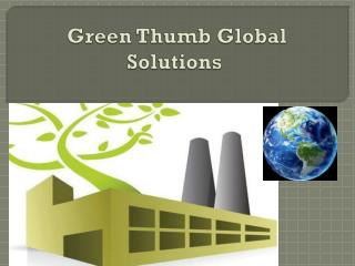 Green Thumb Global Solutions