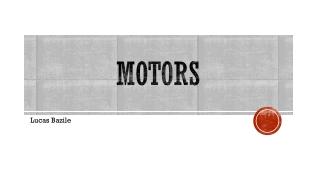 Single Phase AC Motors