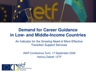 Demand for Career Guidance  in Low- and Middle-Income Countries