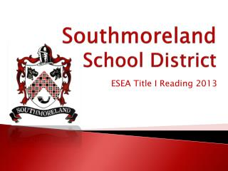 Southmoreland School District