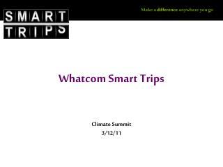 Whatcom Smart Trips