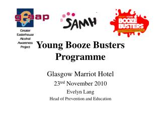 Young Booze Busters Programme