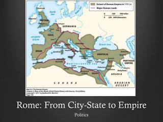 Rome: From City-State to Empire