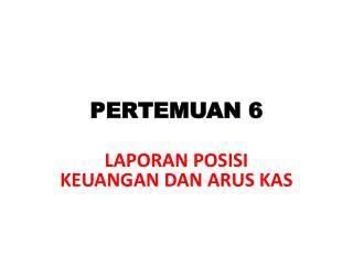PERTEMUAN 6