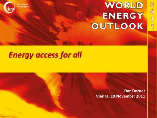 Energy access for all