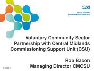 NHS Central Midlands CSU