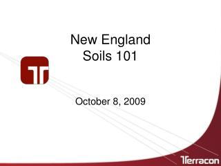 New England Soils 101