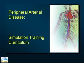 Peripheral Arterial   Disease: Simulation Training Curriculum