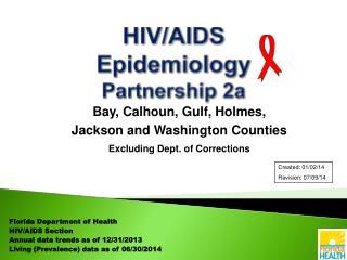 HIV/AIDS Epidemiology Partnership 2a