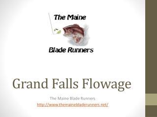 Grand Falls Flowage