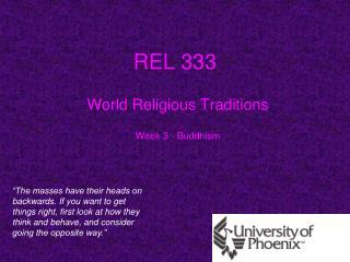 REL 333