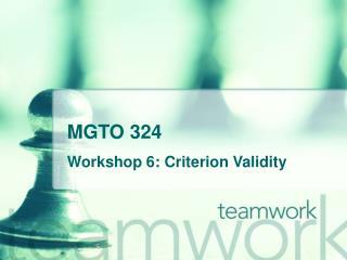 MGTO 324