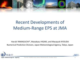 Recent Developments of Medium-Range EPS at JMA