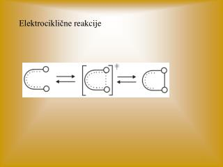 Elektrociklične  reakcije