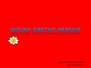 Wojny grecko-perskie