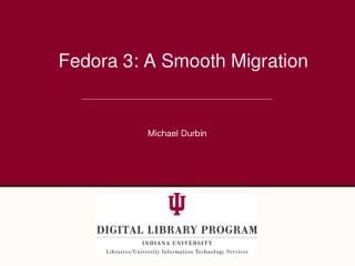 Fedora 3: A Smooth Migration