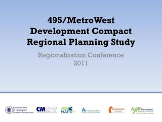 495/MetroWest  Development Compact Regional Planning Study