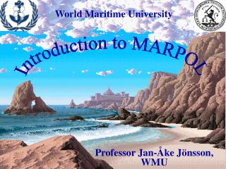 Introduction to MARPOL