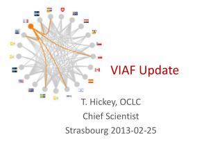 VIAF Update