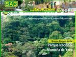 Parque Nacional Monta a de Yoro