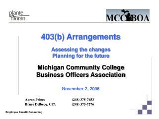 Aaron Prince(248) 375-7453 Bruce Delbecq, CPA     (248) 375-7276