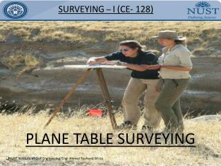 SURVEYING  –  I (CE- 128)