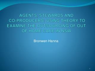 Bronwen Hanna