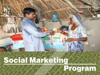 Social Marketing Program
