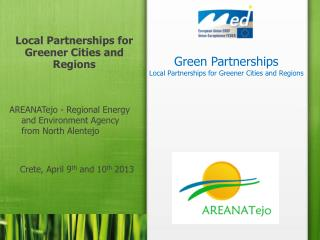 Local Partnerships for Greener Cities and Regions