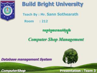 Build Bright University