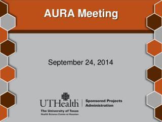 AURA Meeting