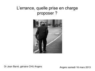 L�errance