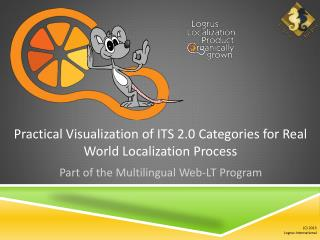 Practical Visualization of ITS 2.0 Categories for Real World Localization Process