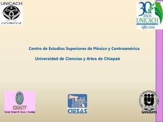 Centro de Estudios Superiores de México y Centroamérica