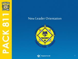 New  Leader  Orientation