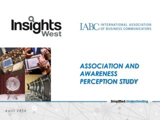 Association and Awareness perception study