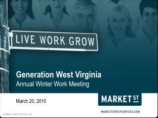 Generation West Virginia Annual Winter Work Meeting