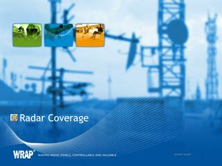 Radar Coverage