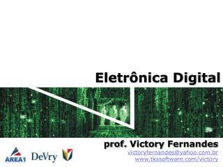Eletr�nica Digital