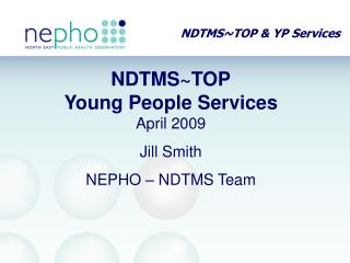 NDTMSTOP  YP Services
