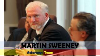 Martin Sweeney of Dallas: Successful Lawyer