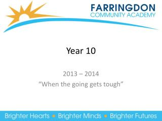 Year 10