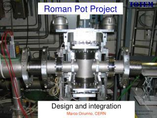Roman Pot Project