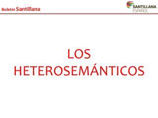Bolet ín  Santillana