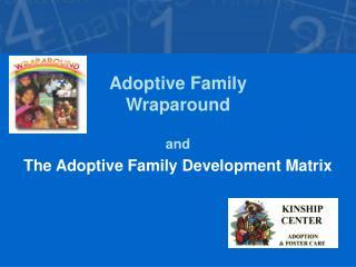 Adoptive Family Wraparound