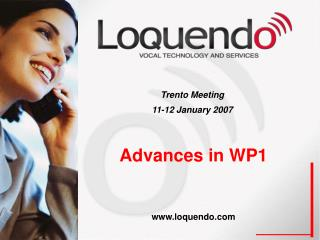 Advances in WP1
