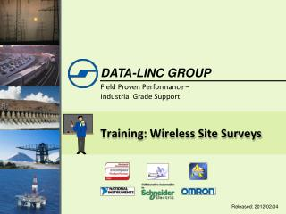 Training: Wireless Site Surveys