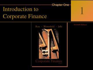 Corporate Finance  Ross   Westerfield    Jaffe