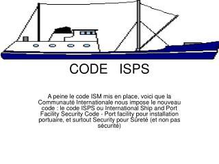 CODE   ISPS
