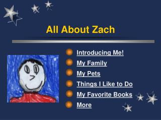 All About Zach